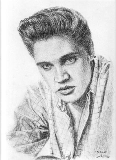 Elvis Presley by Elvis502